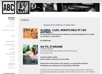 Website von De Culture Abc