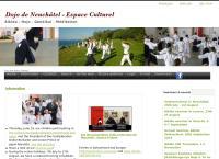 Website von Aikido Ikeda-Dojo