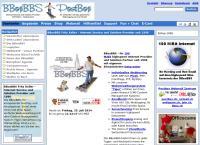 Website von BBoxBBS Fritz Keller
