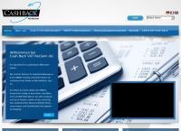 Website von Cash Back VAT Reclaim AG
