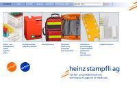 Website von Heinz Stampfli AG