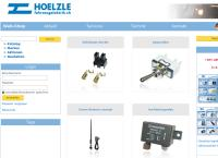 Website von Hoelzle AG