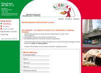 Website von LACUNA