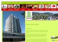 Website von Hotel Restaurant Linde