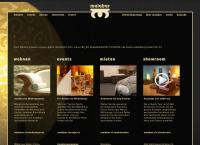 Website von Malabar Concept