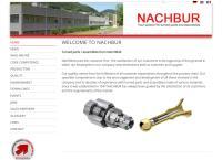 Website von Nachbur AG