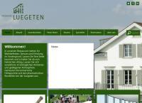 Website von Restaurant Luegeten