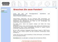 Website von Vetsch Hch. AG