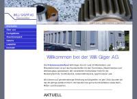 Website von Giger