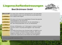 Website von Brühlmann Liegenschaftenbetreuungen GmbH