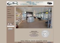 Website von Argus Optik Vetter & Kleb AG