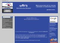 Website von Zentrum im Giessen