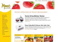 Website von Moser's Backparadies AG