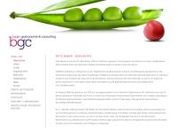 Website von Bader Gastronomie & Consulting