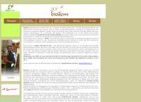 Website von Chambre fribourgeoise du commerce, de l'industrie et des Services