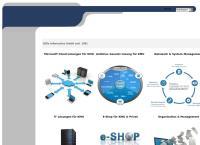 Website von Ddlx Informatics GmbH