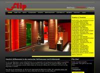Website von Sauna Club Flip GmbH