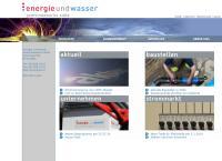 Website von Gemeindewerke Stäfa