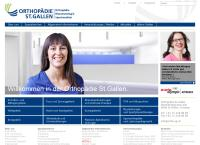 Website von Klinik im Zentrum AG