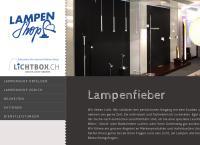 Website von Lampenshop