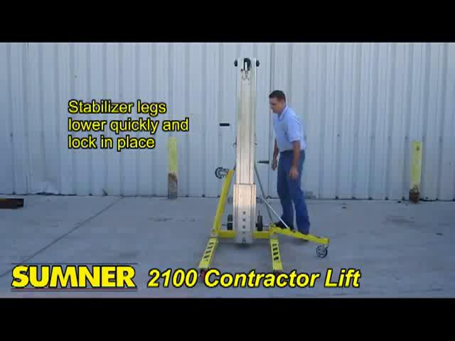 Sumner Montagelift 2124