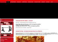 Website von Musique Favre