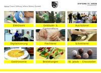 Website von Bäckerei-Konditorei St. Jakob Beck