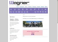 Website von Wagner m. & m. AG