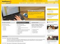 Website von Postomat Basel, Postfinance-Filiale