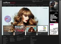 Website von Haute Coiffure Regula Krattiger