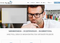 Website von Zangger Websolutions