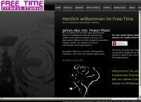 Website von Free Time AG