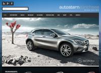 Website von Autostern Zürichsee AG