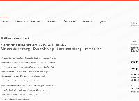 Website von ENGE-TREUHAND AG