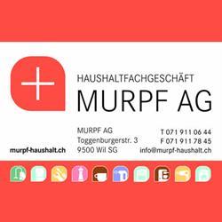 Haushaltfachgeschäft Murpf AG