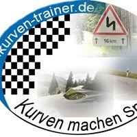 Kurventraining - Bergfahrtraining - Knieschleifen - Motorrad - Sicherheitstraining - Sankt Gallen