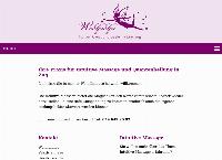 Website von Wohlfühlfee Praxis am See