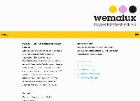 Website von Wemalux Tageslichttechnik AG