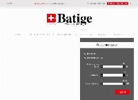 Website von Batige Bauunternehmer