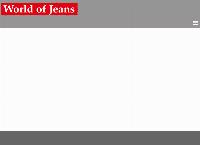 Website von World of Jeans