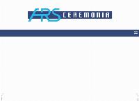 Website von ARS Ceremonia