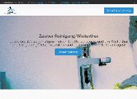 Website von Reinigung Winterthur