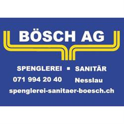 BÖSCH AG SPENGLEREI-SANITÄR