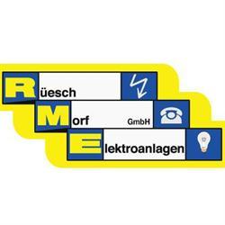 Rüesch + Morf GmbH Elektroanlagen